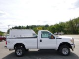 2015 Oxford White Ford F250 Super Duty XL Regular Cab 4x4 #96378832