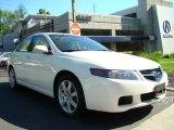 2005 Premium White Pearl Acura TSX Sedan #9627575