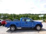 2014 Blue Flame Ford F150 STX SuperCab 4x4 #96378825