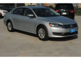 2014 Reflex Silver Metallic Volkswagen Passat 1.8T S #96379244