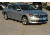 2014 Reflex Silver Metallic Volkswagen Passat TDI SEL Premium #96379242
