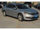 2014 Reflex Silver Metallic Volkswagen Passat TDI SE #96379241