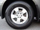 Nissan Pathfinder 2007 Wheels and Tires