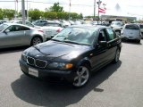 2004 Black Sapphire Metallic BMW 3 Series 330i Sedan #9621158