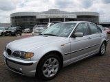 2005 Titanium Silver Metallic BMW 3 Series 325i Sedan #9636028