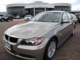 2007 Platinum Bronze Metallic BMW 3 Series 328i Sedan #9635981