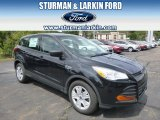 2014 Tuxedo Black Ford Escape S #96378952