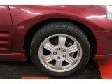 Mitsubishi Eclipse 2001 Wheels and Tires