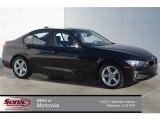 2014 Jet Black BMW 3 Series 320i Sedan #96379046