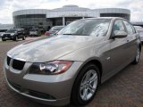 2008 Platinum Bronze Metallic BMW 3 Series 328i Sedan #9635985