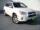 2012 Blizzard White Pearl Toyota RAV4 Limited #96379041