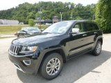 2015 Jeep Grand Cherokee Black Forest Green Pearl