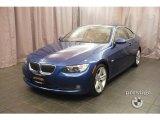 2008 Montego Blue Metallic BMW 3 Series 335i Coupe #9620326