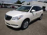 2015 White Diamond Tricoat Buick Enclave Leather AWD #96379011