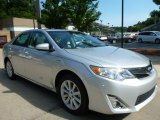 2013 Classic Silver Metallic Toyota Camry Hybrid XLE #96420589