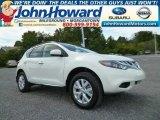 2014 Pearl White Nissan Murano SL AWD #96420491