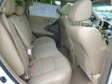 2014 Nissan Murano SL AWD Rear Seat