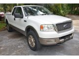 2005 Ford F150 Lariat SuperCab 4x4