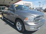 2011 Mineral Gray Metallic Dodge Ram 1500 Laramie Longhorn Crew Cab 4x4 #96420449