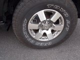 Nissan Xterra 2011 Wheels and Tires