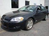 2006 Black Chevrolet Impala SS #9622527