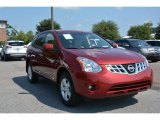 2013 Cayenne Red Nissan Rogue S Special Edition #96420445
