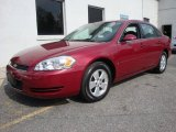 2006 Sport Red Metallic Chevrolet Impala LT #9622518