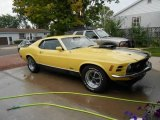 1970 Ford Mustang Competition Yellow