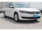 2014 Candy White Volkswagen Passat 1.8T Wolfsburg Edition #96441905