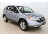 2010 Glacier Blue Metallic Honda CR-V LX AWD #96441842