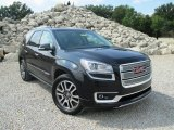 2013 Carbon Black Metallic GMC Acadia Denali #96441894