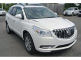 2015 Buick Enclave White Opal