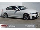 2014 Alpine White BMW 3 Series 335i Sedan #96470806