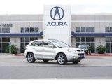 2008 Alabaster Silver Metallic Acura RDX Technology #96470585
