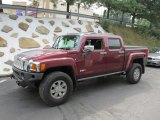 2009 Sonoma Red Metallic Hummer H3 T Alpha #96471078
