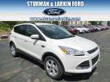 2014 White Platinum Ford Escape SE 1.6L EcoBoost 4WD #96470718