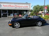 1993 Porsche 911 Carrera Cabriolet Data, Info and Specs