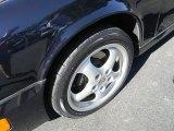 1993 Porsche 911 Carrera Cabriolet Wheel