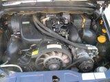 1993 Porsche 911 Carrera Cabriolet 3.6 Liter SOHC 12V Flat 6 Cylinder Engine