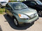 2007 Green Tea Metallic Honda CR-V EX 4WD #96471033