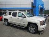 2014 White Diamond Tricoat Chevrolet Silverado 1500 High Country Crew Cab 4x4 #96470617