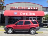 2003 Redfire Metallic Ford Escape XLT V6 #9556932