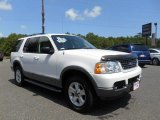 2003 Oxford White Ford Explorer XLT 4x4 #96470535