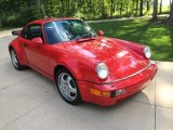 1992 Porsche 911 Turbo Coupe Data, Info and Specs