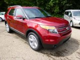 2015 Ford Explorer Ruby Red