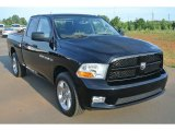 2012 Black Dodge Ram 1500 ST Quad Cab 4x4 #96508032