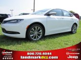 2015 Bright White Chrysler 200 S #96507684