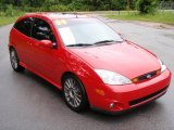 2004 Infra-Red Ford Focus SVT Coupe #9569166