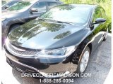 2015 Black Chrysler 200 C #96507995