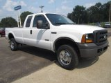 2007 Ford F250 Super Duty Oxford White Clearcoat